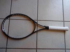 Prince O3 SpeedPort Black 27inches 100 head 4 3/8 grip Tennis Racquet