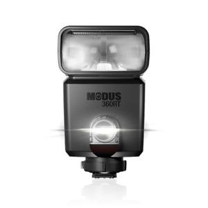 Hahnel Modus 360RT Wireless Flash Speedlight: Nikon