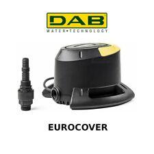 Pompa Eurocover DAB svuota teloni per piscina