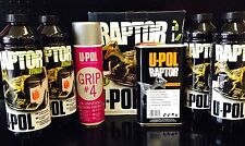 RAPTOR by U-pol UPOL Tintable Bed Liner Kit 2k Coating Ute Tub