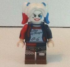 LEGO Harley Quinn Minifigure: Welcome To Apocalypseburg LEGO Movie 2