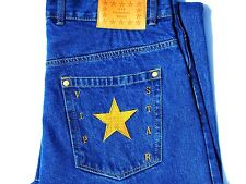 BLUE JEANS WITH GOLD STAR GOOD QUALITY 2017