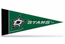 "New NHL Dallas Stars Mini Pennant  9""x4"" Made in USA Banner Flag"
