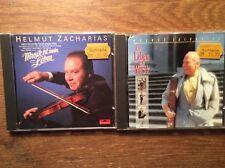Helmut Zacharias [2 CD Alben] Ein Leben voll Musik + Musik ist mein Leben