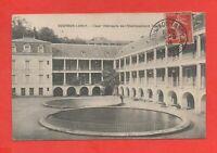 BOURBON LANCY - Cour intérieure de l'établissement thermal   (J9811)