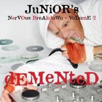Various Artists : Demented: Junior's Nervous Breakdown - Volume 2 CD (2010)