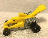Hot Wheels 1994 Mattel Yellow Rat Rod Bird Car Eagle Car