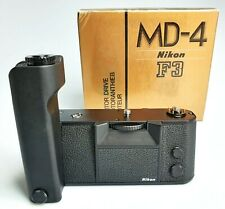 NIKON MD-4 for F3