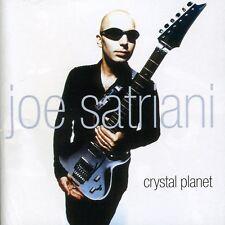 Joe Satriani - Crystal Planet [New CD] Portugal - Import