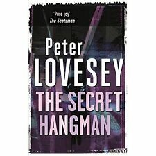 The Secret Hangman by Peter Lovesey (Paperback, 2014)