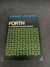 BBC Microcomputer Software Forth Boxed Cassette