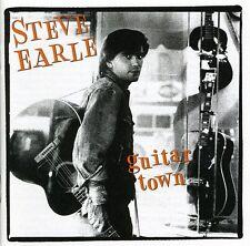 Steve Earle - Guitar Town [New CD]
