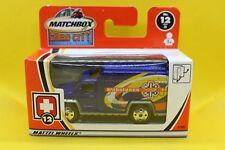 Matchbox MB 12 Ambulance (Hero City)