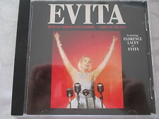 Evita-Florence Lacey, Andrew Llyod Weber, Tim Rice-POLYDOR cd PMDC