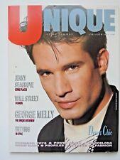 Unique Magazine - 1988 2nd Sixth Issue