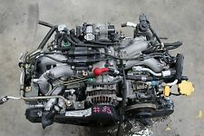 02 05 SUBARU LEGACY IMPREZA OUTBACK EJ203 2.0L SOHC ENGINE JDM EJ203 MOTOR