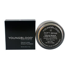 Youngblood Natural Loose Mineral Foundation - Soft Beige 10g Foundation & Powder