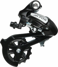 Shimano Altus Mountain Bike Rear Mech Gear Derailleur Black RDM310DL