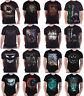 Official Disturbed T Shirt Evolutionary Band Logo Asylum Immortalized new Mens