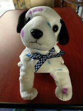 Ty Beanie Buddy Dizzy Dog VGC ©200. Charity Sale Mental Health