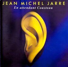JEAN MICHEL JARRE en attendant Cousteau Disques Dreyfus CD 1990 (843 624-2) NEUF