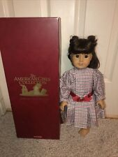 New ListingAmerican Girl 18 Inch Samantha Doll, Retired With Meet Outfit (Pleasant Company)