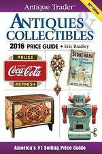 Antique Trader Antiques & Collectibles Price Guide 2016, , New Book