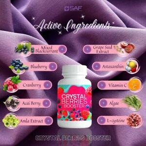 SAF Crystal Berry Booster Supplement