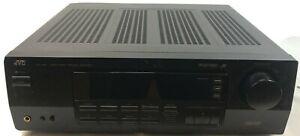 JVC RX-558VBK 5.1 SURROUND RECEIVER EB-4950