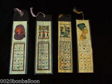 500 Large  Papyrus Egyptian  Book Marks  Original Mark Lot Wholesale