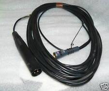 SUPPORT MICRO AVEC CABLE XLR POUR CK ....AKG HM1000