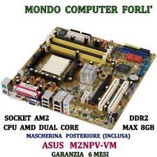 SCHEDA MADRE SOCKET AM2 ASUS M2NPV-VM + CPU ATHLON DUAL CORE 5200 + 2Gb RAM DDR2