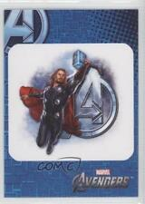 2012 Upper Deck Avengers Assemble Retail Stickers #S7 Thor Non-Sports Card 0b5