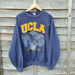 Vintage UCLA Varsity NFL Sweatshirt From USA
