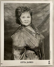Etta James Signed Photo Coa