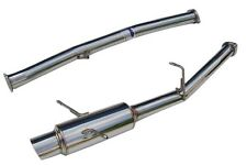 Invidia 76mm N1 RACING Stainless Steel Catback Exhaust For WRX / STI HS02SW1GTR