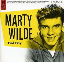 Marty Wilde - Bad Boy [New CD]