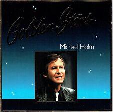 (CD) Michael Holm –Golden Stars -Mendocino,Tränen Lügen Nicht, Barfuss Im Regen