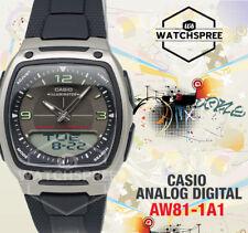 Casio Analog Digital Watch AW81-1A1