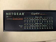 Netgear GS524T 24-Port Gigabit Ethernet Networking Switch Module