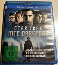STAR TREK- INTO DARKNESS (BlU-RAY)