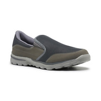 Mens Aerosport Rise Grey Casual Slip On Athletic Lightweight Comfortable Shoes