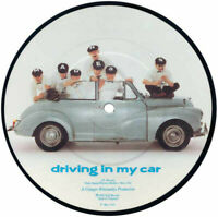 """NEW! Madness Driving In My Car 7"""" VINYL 45 Picture Pic Disc Ska"""