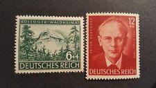 DEUTSCHLAND GERMANY CLASSICS 1943 MI.NR. 855-856 mint.n.h.