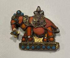 Broche ancienne «Éléphant » - A Voir
