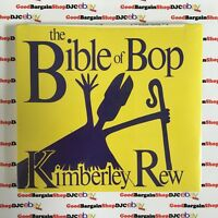 Kimberley Rew - Bible of Bop (CD, 2010) *New & Sealed*
