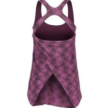 BRAND NEW! RAB Purple Trance Tank Top Size 10 *Free Shipping*