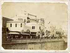France, Exposition Universelle de Paris 1889, Pavillon d'Algérie  Vintage a