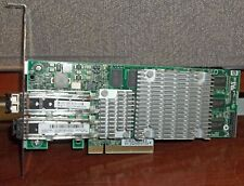 HP PCIe 468349-001 Dual Port 10gbe Network Server Adapter