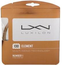Corde Tennis LUXILON Element 1,30 n.1 matassina 12m multimono